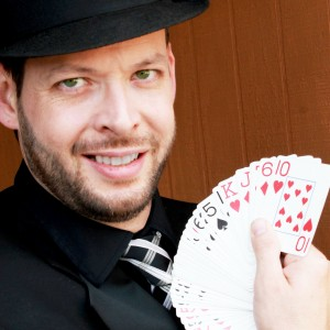 Evan Disney - Magician on a Mission - Magician / Superhero Party in Fullerton, California