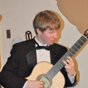 Evan Fiehrer, Guitarist - Classical Guitarist in Dayton, Ohio