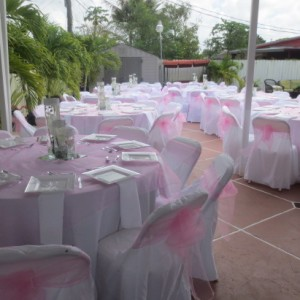 Event Equipment rental, Decorations