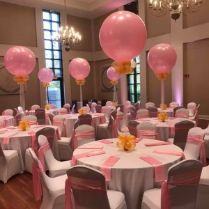 Event Essentials/Two Ladies and A Helium Tank - Balloon Decor / Wedding DJ in Huntsville, Alabama