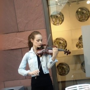 Event Music - Violinist / Strolling Violinist in Los Angeles, California
