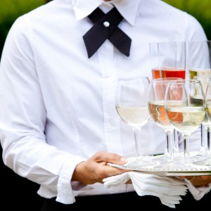 Event Staffing - Waitstaff in Miami Beach, Florida