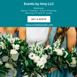Events By Amy LLC - Event Florist / Party Decor in Juno Beach, Florida