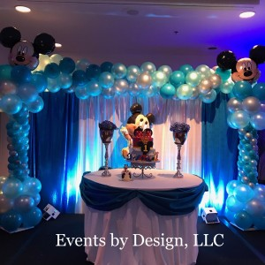 Events by Design - Balloon Decor / Party Decor in Snellville, Georgia