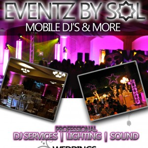 Eventz By Sol - Mobile DJ in Jurupa Valley, California