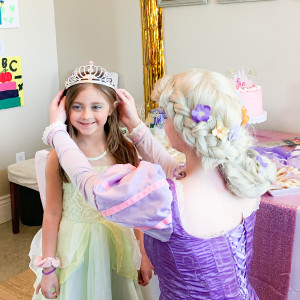 Ever After Characters LLC - Princess Party in Manteca, California