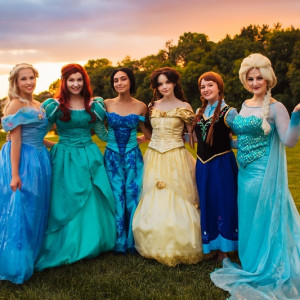 Ever After KC - Princess Party in Overland Park, Kansas