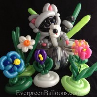 Evergreen Balloons - Balloon Twister in Seattle, Washington