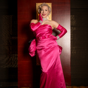 Evie as Marilyn Monroe - Interactive Performer / Halloween Party Entertainment in Winnipeg, Manitoba