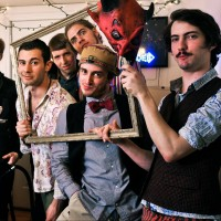Evolfo Doofeht (The Food of Love) - World Music / Bluegrass Band in Brooklyn, New York