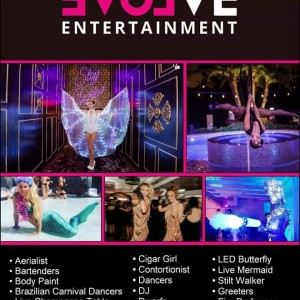 Evolve Entertainment - Corporate Entertainment / Burlesque Entertainment in Fort Lauderdale, Florida