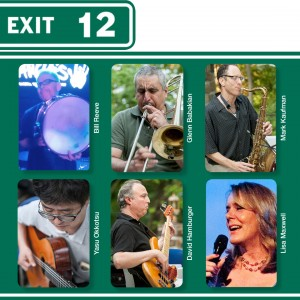 Exit 12 - Jazz Band in Hastings On Hudson, New York