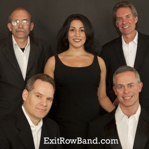 Exit Row Band - NJ Event Band - Classic Rock Band / 1960s Era Entertainment in Watchung, New Jersey