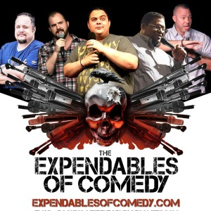 Expendables of Comedy - Comedy Show / Comedian in Fayetteville, Arkansas