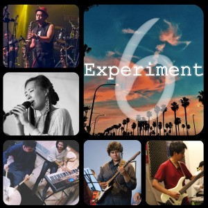 Experiment 6 - Jazz Band / Wedding Band in Buena Park, California