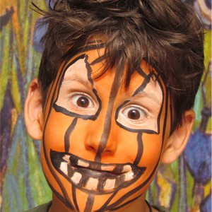 Expressive Work - Face Painter / Outdoor Party Entertainment in Acton, Massachusetts