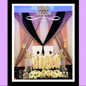 Exquisite Decor & Events - Party Decor in Toronto, Ontario