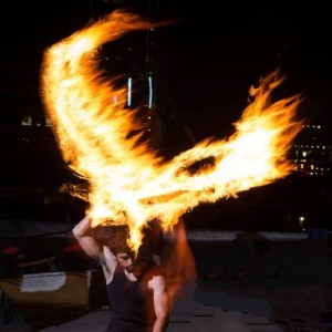 Exquisite Embers - Fire Performer in Riverside, California