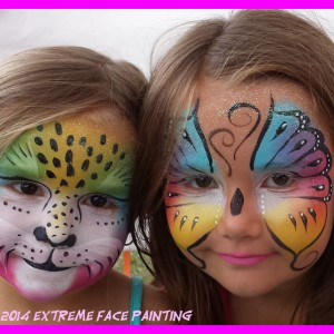 Extreme Face Painting - Face Painter in Indianapolis, Indiana