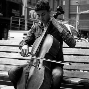 Ezra Poplove Cellist - Cellist / Wedding Musicians in Ottawa, Ontario
