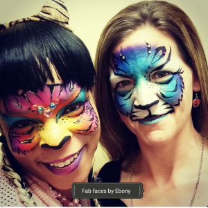 Fab Faces - Face Painter / Balloon Twister in Charlotte, North Carolina