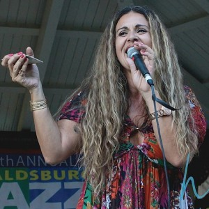 Fabiana Passoni - Brazilian Music - Bossa Nova Band / Brazilian Entertainment in San Francisco, California