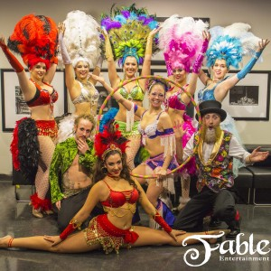 Fable Entertainment - Variety Show in Edmonton, Alberta