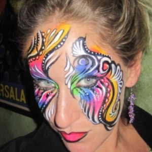 Fabulous Faces by Jen - Face Painter / Henna Tattoo Artist in Cincinnati, Ohio