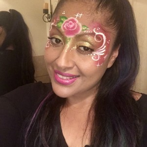 Fabulous Faces by Nallely - Face Painter / College Entertainment in Bakersfield, California