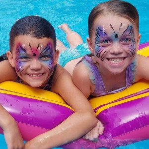Fabulous Faces Entertainment - Face Painter / Outdoor Party Entertainment in Gainesville, Florida
