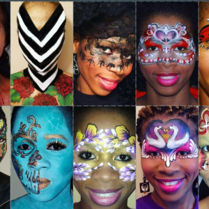 Fabulous Faces - Face Painter / Halloween Party Entertainment in Atlanta, Georgia