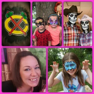 Fabulous Faces - Face Painter / Body Painter in McHenry, Illinois