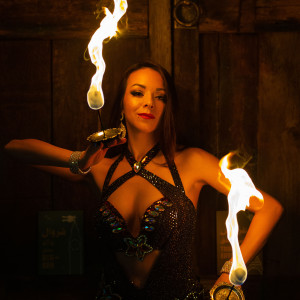 Fabulous Fire Eating Bellydancer - Belly Dancer in Fort Lauderdale, Florida