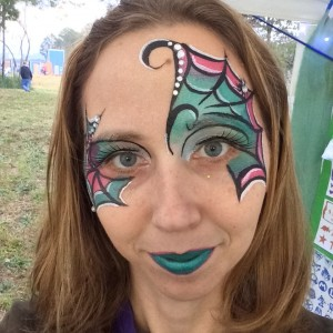 Face and Body Art by Beth - Face Painter in Rockwood, Tennessee