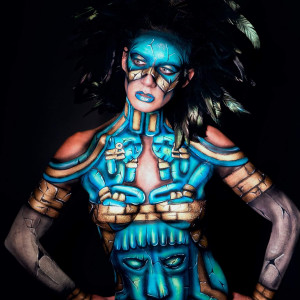 Face and Body artist - Body Painter / Halloween Party Entertainment in Austin, Texas