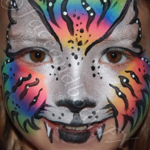 Face and Body FX - Face Painter / Outdoor Party Entertainment in Winnipeg, Manitoba