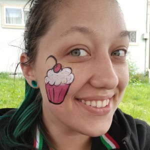 Cassandra Sandwith Paints - Face Painter in Tacoma, Washington