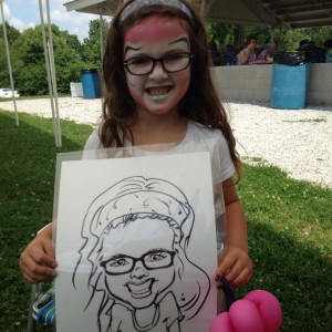 Face Art by Bill - Caricaturist / Corporate Event Entertainment in Bois D Arc, Missouri