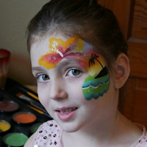 Face Art by Brandi - Face Painter / College Entertainment in Washington, Iowa