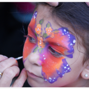 Face Art by Jan - Face Painter / Body Painter in Caldwell, New Jersey