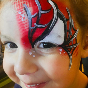 Face Art by Leigh - Face Painter / Halloween Party Entertainment in Moss Point, Mississippi