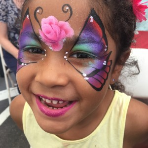 Face Art By Melissa - Face Painter in New York City, New York