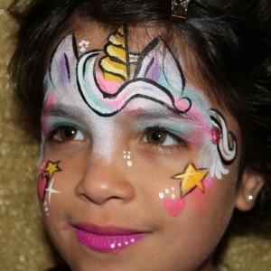 Face Art by Vera - Face Painter / Costumed Character in New Bedford, Massachusetts