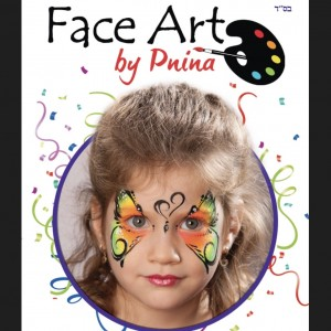 Face Art by Pnina - Face Painter / Jewish Entertainment in New York City, New York