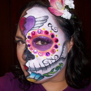 Face & Body Art by Marci - Body Painter / Halloween Party Entertainment in Hollister, California