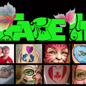 Face It - Face Painter / College Entertainment in Janetville, Ontario