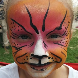 Face Painting by Professional Artist - Face Painter in Hamilton, Ontario
