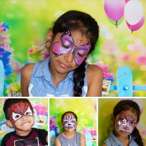 Face Paint by Veronyka - Face Painter / Halloween Party Entertainment in Reading, Pennsylvania