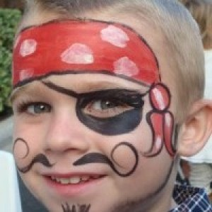 Face Paint for Smiles