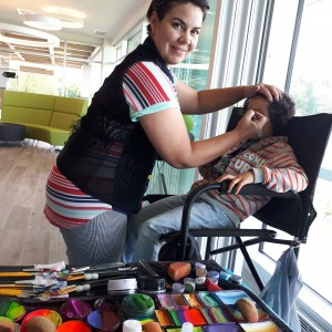 Evy Design Maquillages Artistiques - Face Painter in Sainte-Cecile-de-Milton, Quebec
